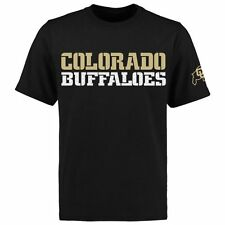 Colorado Buffaloes Black Liberty T-Shirt