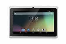 "7"" Quad Core ATM 7031 Android 4.4 Kitkat Tablet Bluetooth Dual Camera Play Store"