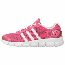 Adidas CC Fresh W ClimaCool Pink White Womens Jogging Running Shoes M17431