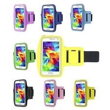 For Samsung Galaxy S5 SV i9600 Sports Gym Armband Outdoor Arm Band Case Cover