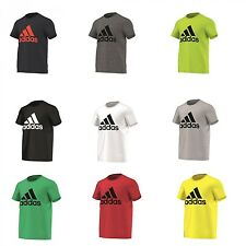 adidas Men's Essentials Logo Tee / T-Shirt