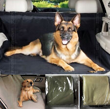 Car Seat Cover Pet Dog Cat Travel Hammock Back Cargo Trunk Blanket Protector SUV