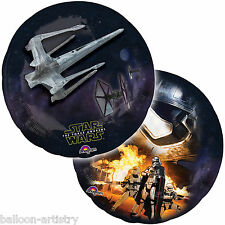 "31"" Star Wars VII 7 The Force Awakens 3D X-Wing Party Foil Supershape Balloon"