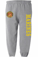 US Marines sweatpants Men's size USMC sweats marine corps sweat pants usmc