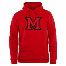 Miami University RedHawks Scarlet Classic Primary Pullover Hoodie