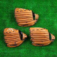 "10.5""/11.5""/12.5"" Softball Baseball Exercise Glove Team Sports Left Hand 7V4I"