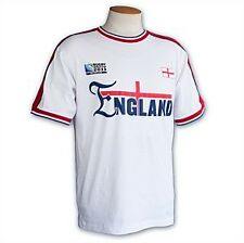 Official Rugby World Cup 2011 Printed England Kids Supporters T-shirt rrp£25
