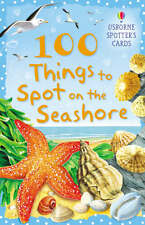 100 Things to Spot on the Seashore Usborne Spotters Cards ' Clarke, Phillip