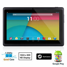 "2 Pcs 7"" Google Android 4.4 Allwinner A33 16G Tablet PC Pad Dual Cameras WiFi"