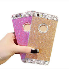 Luxury Glitter Bling Crystal Rhinestone Hard Cover Case for iPhone 6&6 Plus Case