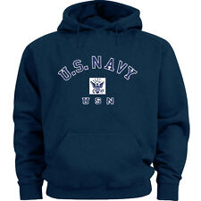 US Navy sweatshirt hoodie blue men's sweats usn hoodie sweat shirt