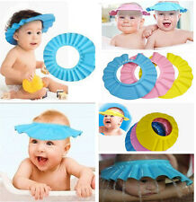 1Pc Very Cute Baby Children Shampoo Bath Bathing Shower Cap Hat Wash Hair Shield
