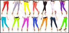 Thick Heavy And Warm Cotton Leggings Ankle Length Top Quality Size 6-26