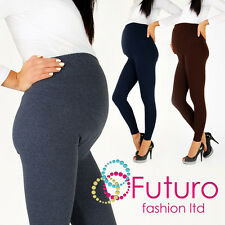 HOT DEAL Thick Heavy & Warm Maternity Cotton Leggings Ankle Length PREGNANCY