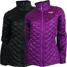 The North Face Thermoball F2 W Women's Function jacket purple or black Thermo