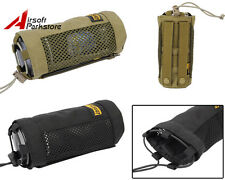 LooYoo Molle Tactical Outdoor Water Bottle Pouch Military Kettle Carrier Bag