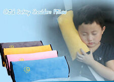 5 Colors Child Baby Kids Car Safety Seat Belt Strap Covers Shoulder Cushion Pad