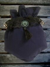 Steampunk Drawstring Purses