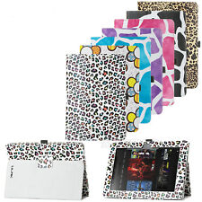 "For Amazon Kindle Fire HD 8.9"" inch PU Leather Folio Stand Cover Case Wake/Sleep"