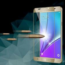 Full Coverage Screen Protector Film Tempered Glass For Samsung Galaxy S6 Note 5