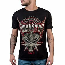 Wornstar Apparel Rock Clothing Screaming Eagle T Shirt