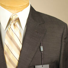 44L STEVE HARVEY  Dark Brown SUIT SEPARATE  44 Long Mens Suits - SS32