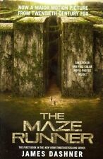 The Maze Runner by James Dashner (Paperback / softback, 2014)