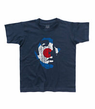 T-SHIRT baby KEITH MOON vintage TARGET mods The Who England Pete Townsend