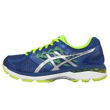 Asics GT-2000 4 2E Wide Blue Green Mens Running Shoes Sneakers T607N-4393