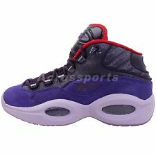 Reebok Question Mid Purple I3 Allen Iverson Retro Mens Basketball Shoes V61429