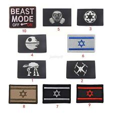 Funny Chic Military Tactical Embroidery Army Morale Patch Badge Armband