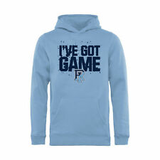 Rhode Island Rams Youth Light Blue Got Game Pullover Hoodie
