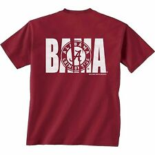 Alabama Crimson Tide Unisex T-shirt - Call And Response Tee - Color Crimson
