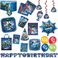 Thunderbirds Are Go Children's Party Supplies Plates Napkins Tableware Listing