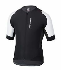 Team Edition SHORT SLEEVE CYCLING JERSEY in Black/White - By EtxeOndo
