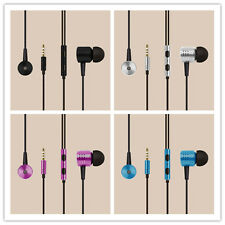 New Hot 3.5mm Piston In-Ear Stereo Earbuds Earphone Headset Headphone Fr Android