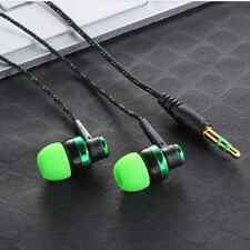 3.5mm In-Ear Stereo Headphone Earbuds Earphone Headset New CH