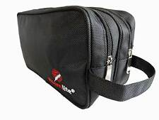 Toiletry Toiletries Wash Bag Travel Gym Bags Black Travel Washbag Roamlite RL27M