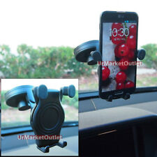 Car/SUV Windshield 360 Suction Cup Mount Holder Cradle for LG Mobile/Cell Phone