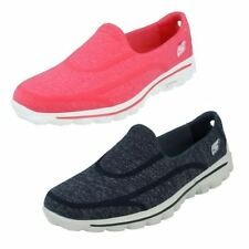 Ladies Skechers Trainers Label Go Walk 2 Super Sock