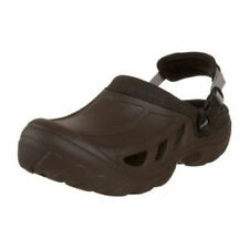 Mens Synthetic Crocs 'Crostrail Men' Espresso/Black- Various Sizes-Great Price!