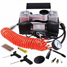 NEW 12V 85L/Min 150PSI Compact Giantz Garage Motorbike Outdoor Air Compressor