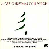 GRP Christmas Collection CD 1988 GRP Records 15 Tracks Jazz Chick