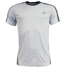 Adidas Performance Clima Mid Graphic SS Polyester Mens T-Shirt (S02669 R11)