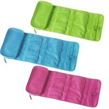 Folding Wall Hanging Travel Cosmetic Makeup Organizer Case Pouch Toiletry Bag