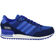 adidas ZX 750 Weave Sneaker Mens Shoes Trainers Originals Blue New ZX750
