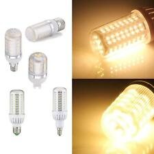 4x E27/E14/G9 LED 4/6/8W Corn Bulb SMD5050 Spotlight Energy Saving with Cover