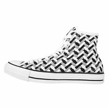 Converse Chuck Taylor All Star Grey Black White Womens Plimsolls Shoes 552907C