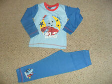 Iggle Piggle In The Night Garden Pyjamas. Ages 12-18 and  18-24 Months,2-3 and 3