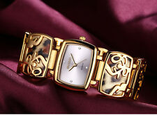 WEIQIN Luxury Crystal Women Quartz Fashion Bracelet Analog Ladies Watch+Box R4B0